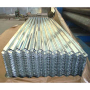 Galvanized Corrugated Steel Plate Manufacturer