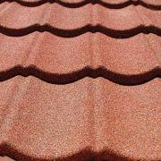 Color Stone Coated Steel Roof Tile from China (mainland)