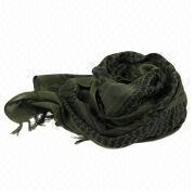 Military Cotton Scarf from China (mainland)