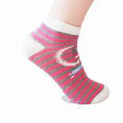 Women's polyester ankle socks from China (mainland)
