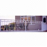 Aluminum fences from China (mainland)