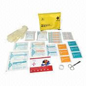 Bicycle travel first aid kit from China (mainland)