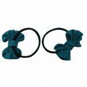 Fabric bow elastic from China (mainland)