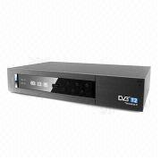 DVB-T2 Receiver from China (mainland)