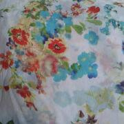 Imitation Silk Fabric/Polyester Chiffon Fabric from China (mainland)