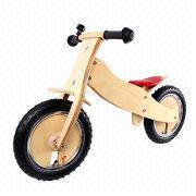 2014 new/popular hot selling children's/baby balance wooden bicycle Manufacturer