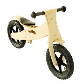 2014 educational wooden walking kid's balance bike Manufacturer