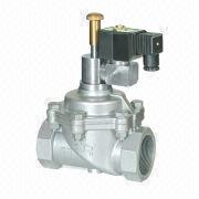 Gas Manual Reset Solenoid Valve from China (mainland)