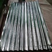 Galvanized corrugated sheet from China (mainland)