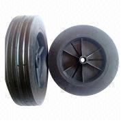 Solid Tyre and Wheels from China (mainland)
