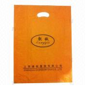 Recycled Shopping/HDPE Organ Plastic Handle Bag from China (mainland)