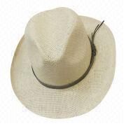 Men's Casual Straw Hat Manufacturer