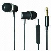 Aluminum in-ear earphone from China (mainland)