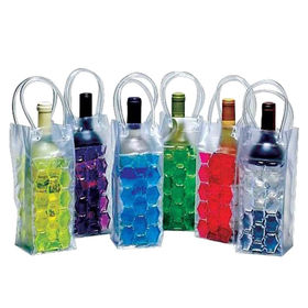 Magic Gel Wine Bottle Cooler from China (mainland)