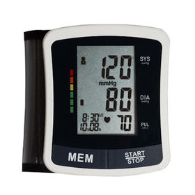 Medical Blood Pressure Monitor, Wrist Type from Shanghai Xuerui Import & Export Co. Ltd