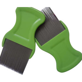 Plastic Hair Lice Comb from China (mainland)