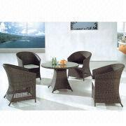 Rattan furniture sets from China (mainland)