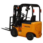 1500kg Electric Forklift, 4-wheel Counter Balanced from Wuxi Dalong Electric Machinery Co. Ltd