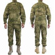 Camouflage training tactical uniform from China (mainland)
