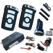 GSM car alarm system from China (mainland)