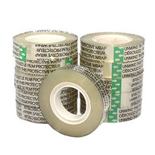 No release paper crystal clear stationery pet double sided tape from China (mainland)