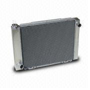 Car radiator part from China (mainland)
