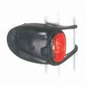 Bicycle Tail Light, Thumb