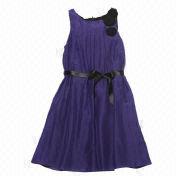 Silk cotton dress from Hong Kong SAR