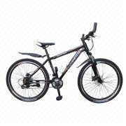 26-inch Steel Disc Mountain Bike Manufacturer
