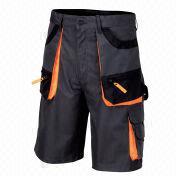 China Men's working cargo shorts
