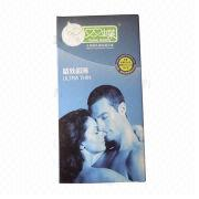 Condom box from China (mainland)