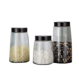 Glass Canisters from China (mainland)