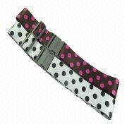 Wholesale Dots Design Luggage Straps, Dots Design Luggage Straps Wholesalers