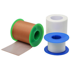 Adhesive Surgical Silk Tapes from China (mainland)