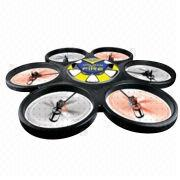2.4G 4.5CH 6-axis RC Quadcopter UFO with MEMS Gyro from China (mainland)
