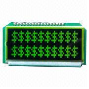 10 Characters x 2 Lines Dot-matrix LCD Module, 5mm Thickness from Xiamen Ocular Optics Co. Ltd