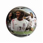 Soccer ball from China (mainland)