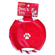 Dog Cotton Rope Frisbee Training Toy from China (mainland)