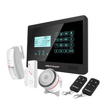 China Smart Android/IOS APP control home alarm system