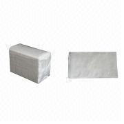 Paper napkins from China (mainland)