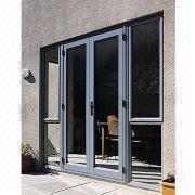 Aluminum Vertical Hinged Door from China (mainland)
