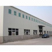Steel Structure Factory Warehouse from China (mainland)