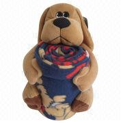 Toy Dog Babies' Blanket from China (mainland)