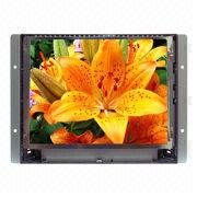 TFT LCD Module Open Frame Series, with AD Board, LVDS/TTL, VGA/DVI/S-Video for Options