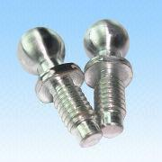 Turned Parts, Made of Aluminum, Customized Designs Welcomed with TS:16949 Mark from HLC Metal Parts Ltd
