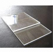 Flat borosilicate glass from China (mainland)