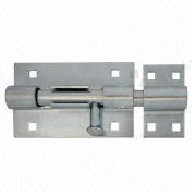 5-inch Zinc Heavy Duty Barrel Bolt from China (mainland)