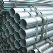 Galvanized Steel Round Tube from China (mainland)