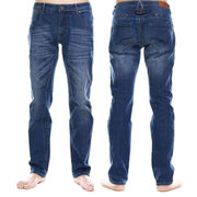 Men's colored denim from China (mainland)