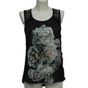 Ladies' T-shirt from China (mainland)